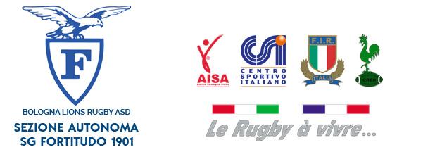 Sezione Autonoma Rugby SG Fortitudo 1901 Logo